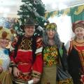Колядки. Сценарий фольклорного праздника для детей дошкольного возраста