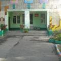 Как выглядит участок детского сада?