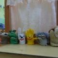 Кукольный театр из рукавиц и перчаток