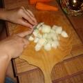Овощное рагу «Дружба»