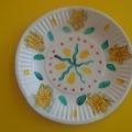 Пасхальные тарелочки