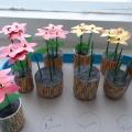 Подарок к 8 Марта: «Цветочки для мамочки»