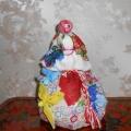 «Птица-Радость»— народная обрядовая кукла на Руси.