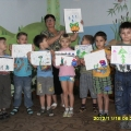 Экологическая акция «Сохраним ёлочку— зелёную иголочку!»