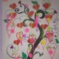 Дерево любви и дружбы ко Дню всех влюблённых