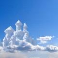 Воздушные замки. Облака в стихах.
