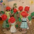 «Роза»— шапочка для костюма.