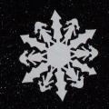 Тема: «Снежинка»