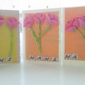 Мастер-класс по изготовлению открытки к Дню матери (средняя группа)