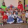 Развлечение для детей раннего возраста (2–3 г.) «Как на масленичной неделе»