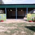Наш вариант оформления участка детского сада