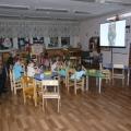 Открытое занятие с участием родителей на тему «Русская матрешка» (средняя группа)