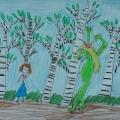 Наши любимые сказки! «Встреча домовёнка Кузьки с девочкой Настей» Сказка на новый лад.