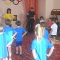 Малые олимпийские игры для дошкольников