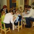 Конспект занятия по познавательной деятельности с использованием аппликации по теме: Семейное гнёздышко.