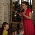 Конспект музыкального занятия «Знакомство с русской ложкой»