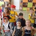 День рождения «Пиратская вечеринка»