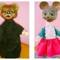 Мастер-класс по изготовлению театра кукол би-ба-бо.