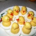 Сырные цыплята. В преддверии великого праздника.