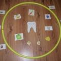 Дидактическая игра «Что полезно для зубов?»