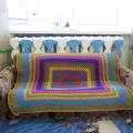 «Афганский квадрат» для детской мебели.