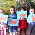 Перспективное планирование по аппликации «Цветная мозаика» во 2 младшей группе