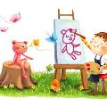 Игры знакомящие детей с изобразительным искусством