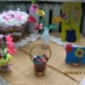 Выставка детских поделок «Букет для мамы».