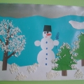 Выставка детских работ «Здравствуй, Зимушка-зима!»