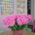 Розы для мамы!