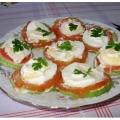 Овощной десерт