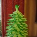 Скоро Новый год! Креативные елочки для украшения стола