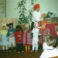 «Путешествие в сказку». Комплексное занятие по развитию речи с элементами театрализации для детей младшего дошкольного возраста