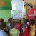 Конспект занятия по экологии «С кем дружит ручеёк» для среднего дошкольного возраста