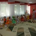Сценарий итогового праздника для детей младшей группы «Путешествие к лету».