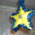 Новогодняя звезда.
