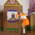 Спектакль по сказке «Заяц, лиса и петух»