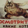 Эмоциональные коты