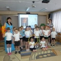 Интегрированное занятие «Открытие малых зимних Олимпийских игр» (для детей старшего возраста)