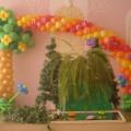 Выпускной вечер 2012 в нашем детском саду.