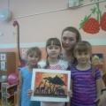 Работы победившие во Всероссийском конкурсе детского творчества «Африка»