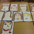 Конспект занятия по ИЗО «Милой мамочки портрет»