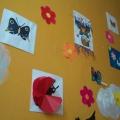 Выставка «Разноцветные бабочки»