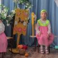 Фольклорный праздник «Веселые посиделки» (открытие «Семейного клуба»)