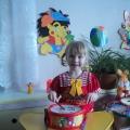 Консультация для родителей «Музыка в развитии ребенка. Музыкальные инструменты»