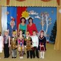 Праздник для детей старшего дошкольного возраста «4 ноября— День народного единства».