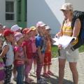 Проведение спортивного праздника «Поход в лес» для детей старшего дошкольного возраста