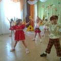 Разработка танца «Балалаечка простая»