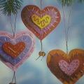 Валентинки к празднику