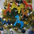 Мастер-класс «Новогодняя лошадка»